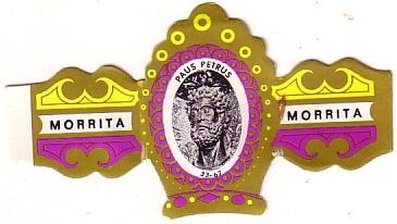 3d PAUSEN / herdruk - ( morrita-morrita)- serieof 195